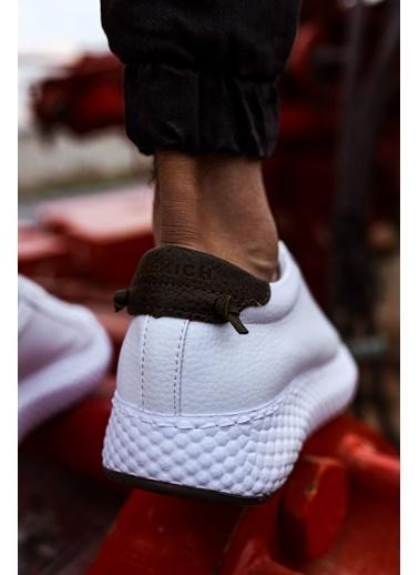 Chekich CH107 GBT Erkek Ayakkabı BEYAZ / HAKı Beyaz